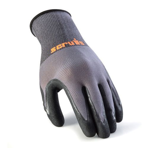 5 Pack Scruffs Worker Gloves Large